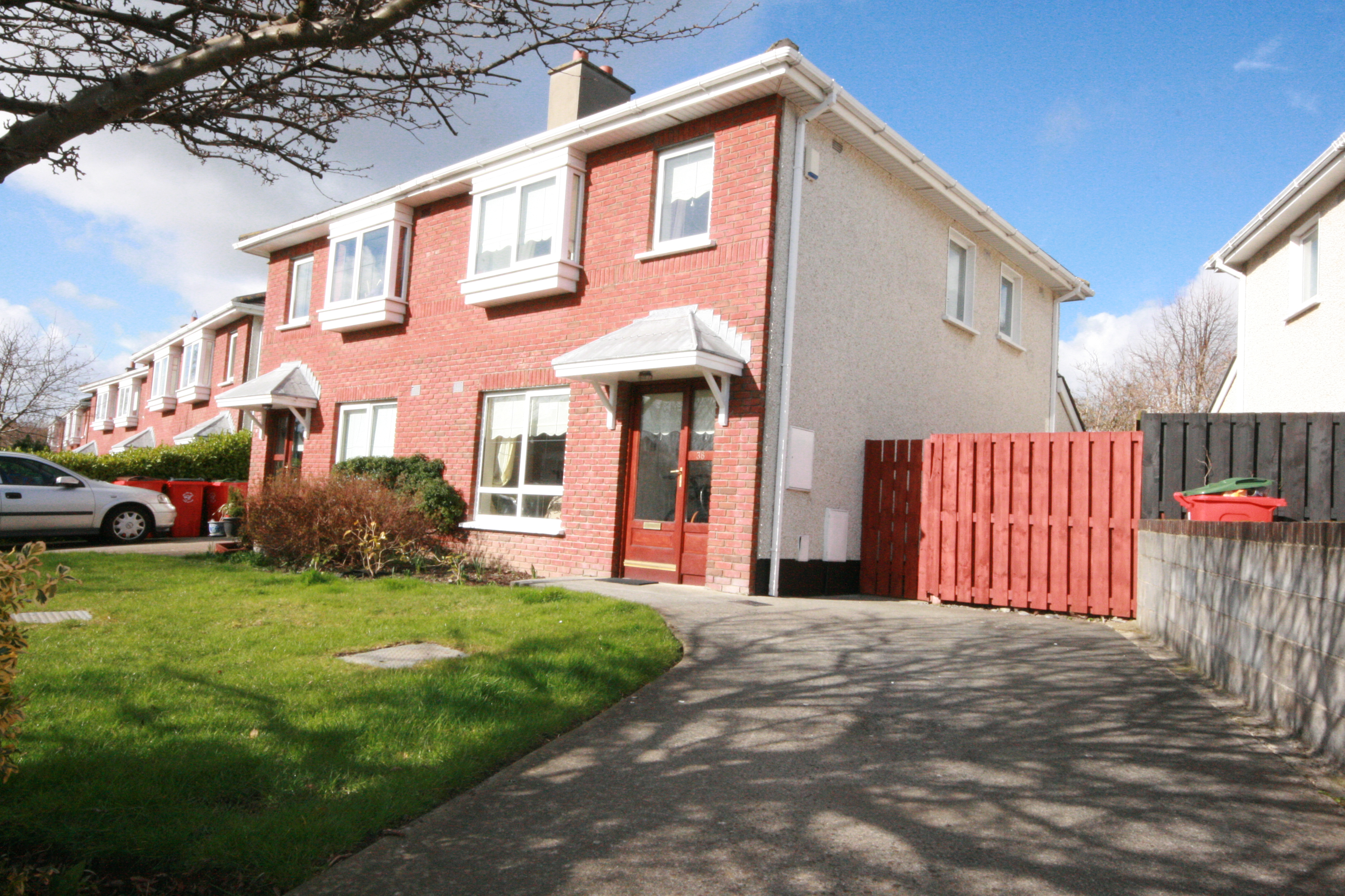 DPM Estates – 38 The Green Beaumont woods Beamont Dublin 9